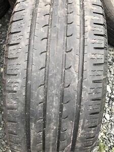 235/55R19 all season tire