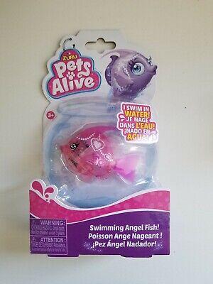 Zuru Pets alive Swimming Angel Fish (Pink)