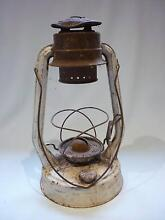 Old Rusticated TORNADO Kerosene Lamp. Rustic Kero Lantern. Prospect Launceston Area Preview