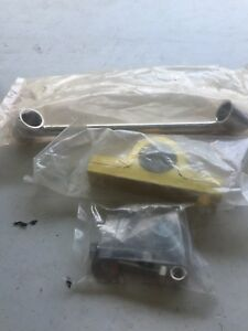 Rack clamp kit saab 9-3 brand new