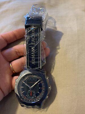 ARMANI EXCHANGE BLUE AXT1002 SMART WATCH Rrp £159