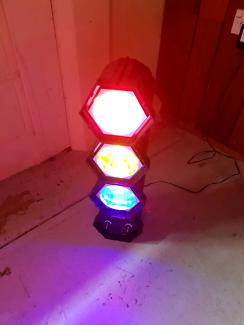 'Traffic light' party light