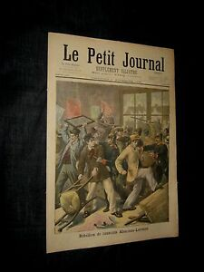 Le petit journal newspapers ebay - Sticker le petit journal ...