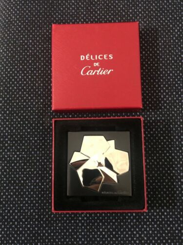 Cartier pocket mirror