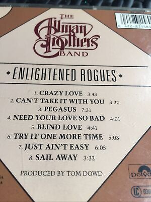 The Allman Brothers Band - Enlightened Rogues (2000)