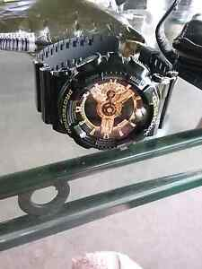 G-Shock black and gold edition Marsden Logan Area Preview