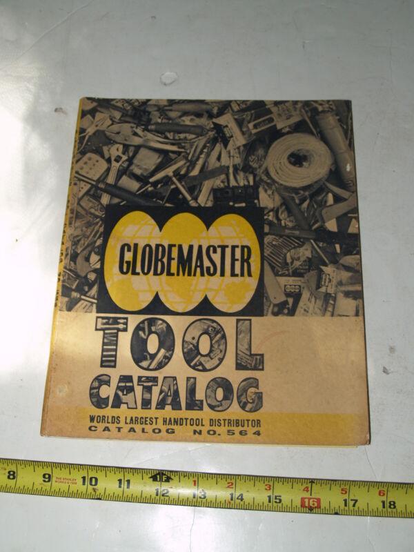 Vintage Wholesale Globemaster Tool Catalog Number 564 - 1970s