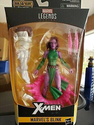 Marvel Legends Blink (BAF Caliban) X-men Wave 4