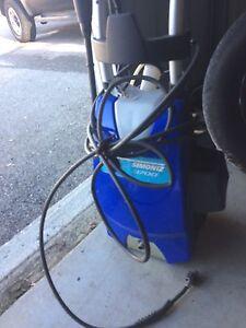 Simoniz 1700 psi electric pressure washer