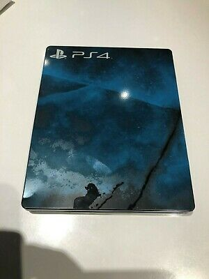 """Until Dawn"" Limited Edition Steelbook PS4  Game for sale  Shipping to Nigeria"