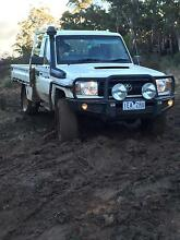 V8 landcruiser 2010 workmate Conder Tuggeranong Preview