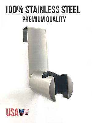 Stainless Steel hanger Holder Hook Hand Shower head Toilet Bidet Sprayer (Mounted Bidet)