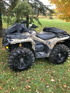 2015 CAN AM 1000cc Outlander