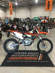 KTM 350EXCF 2018 Rutherford Maitland Area Preview