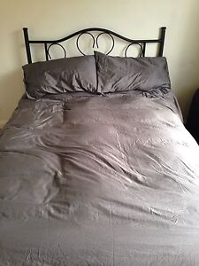Solid double bed with 10day old mattress Sandringham Bayside Area Preview