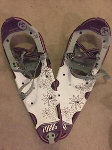 """Tubbs 25"""" Snowshoes"""