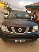 Nissan Navara ST-X 2007 Scarborough Stirling Area Preview