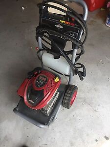 Pressure washer sold for parts