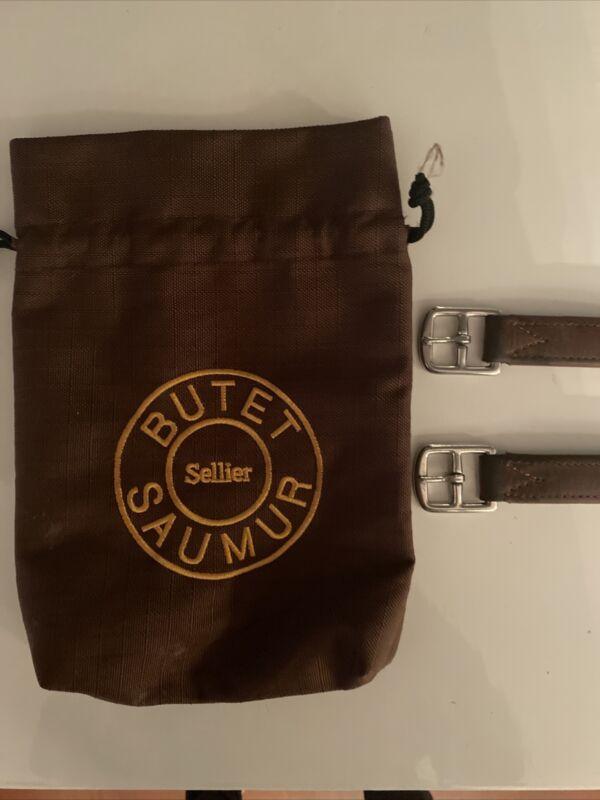 Butet Stirrup Leathers 40 Inch