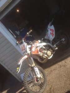 2001 Cr 250 for sale