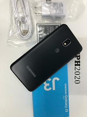 Unlocked Samsung Galaxy J3 (2018) SM-J337A 16GB Black GSM World Phone
