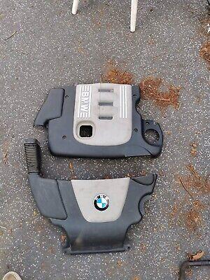 BMW E46 320d Engine Covers