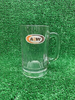 Vintage A&W Root Beer Restaurant Drive In Mug EX Dog Suds Sign Clock Ofr