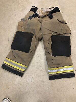 Firefighter Bunker Turnout Gear Pants Globe 44x30 G Extreme 2009