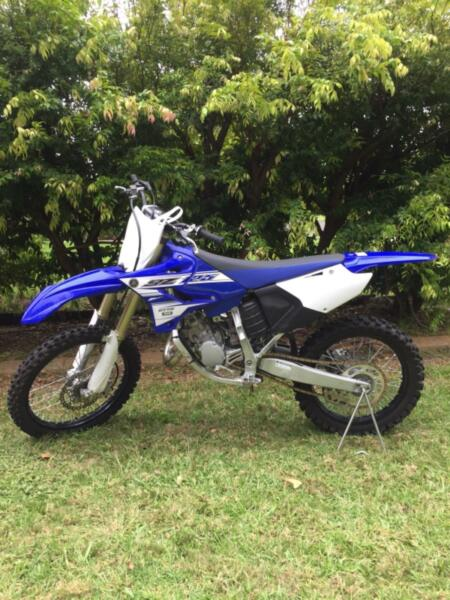 Yamaha Yz 125 2016 Model