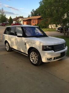 Range Rover Autobiography super charged