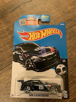 Hot Wheels : BMW Z4 M Motorsport - 2015