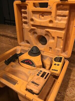Spectra Precision Laser Level Self Leveling W Case And Tripod