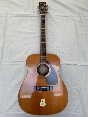 YAMAHA FG-441S SOLID SITKA SPRUCE TOP FULLY RE-FURBISHED ACOUSTIC GUITAR 1994-97