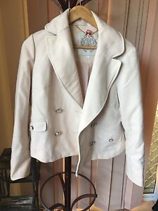 Forever New - Ladies Coat (Nude) Cleveland Redland Area Preview