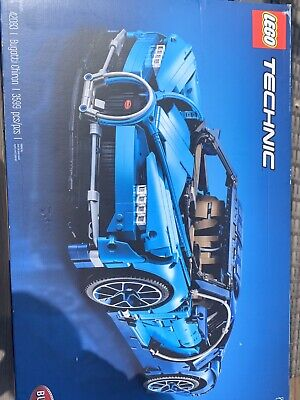 Lego Technic Bugatti Chiron (42083) Light Kit Included