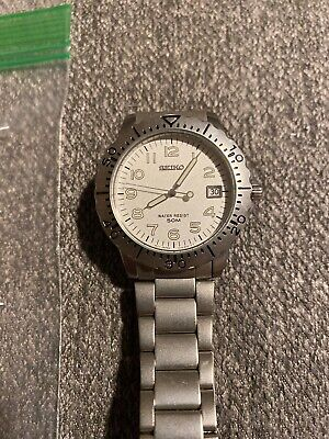 WATCH BLOWOUT: Seiko 50M Water Resistant Watch RFT-214