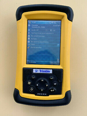 Trimble Recon Dc Wm6 Wifi Bt With Survey Pro Carlson Survce And Field Genius