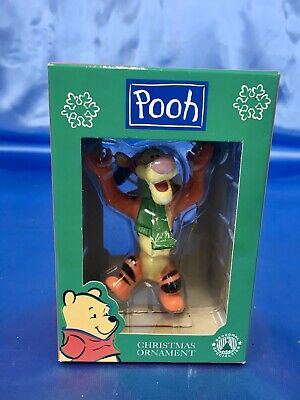 "New! Disney Winnie The Pooh ""Tigger Juggling Gifts"" Presents Christmas Ornament"