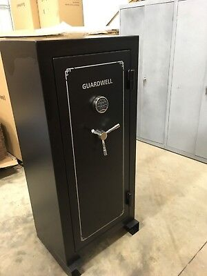24 Gun Capacity Safe 60 Minute Fire Rating at 1200 Degrees