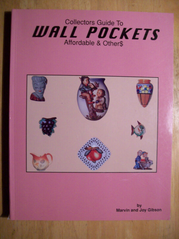 Vintage Wall Pockets Price $$$ Value Guide Collector