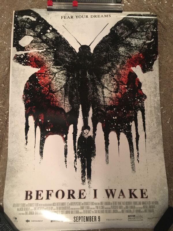 Before I Wake 27x40 Double-sided Movie poster