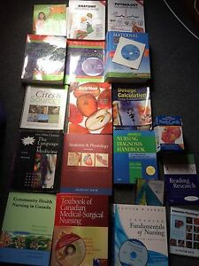 RPN Fanshawe Program Textbooks