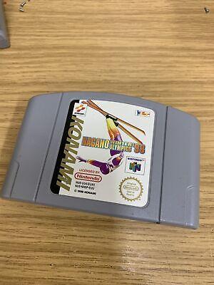 Nagano Winter Olympics 98 - Nintendo 64 N64 - Cartridge Only (PAL)