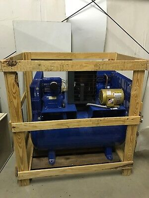 Quincy Air Compressor With Baldor Motor
