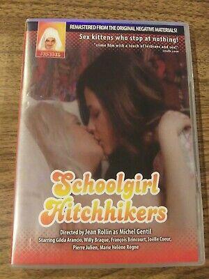 School Girl Erotic (SCHOOLGIRL HITCHHIKERS DVD (1973) JEZEBEL OOP CLASSIC EROTIC/SCHLOCK JEAN)