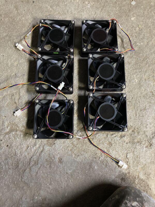 6 Pcs. Cooling Fan PBT-GF30-FR(17) Lot Of 6.