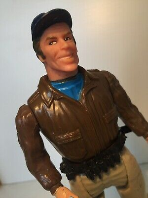 """VINTAGE GALOOB 6"""" A-TEAM ACTION FIGURE: HOWLING MAD MURDOCH"""