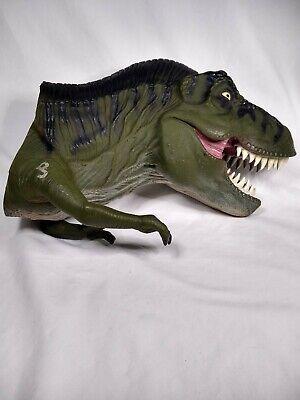 Jurassic Park Lost World Tyrannosaurus Rex T-Rex Soundbytes Hand Puppet 1996