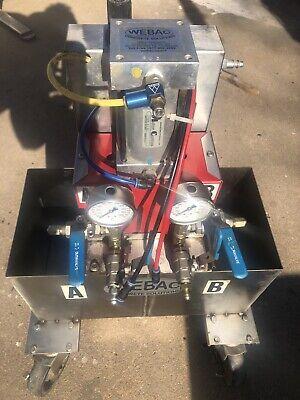 Sealboss Pa 3000 Concrete Epoxy Injection Machine