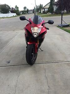 For sale 2014 GSXR 750 Limited Edition